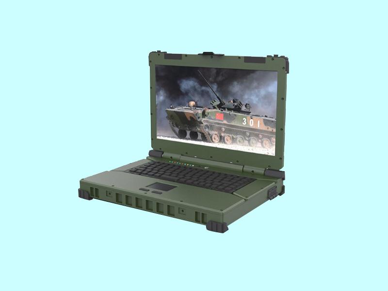 军用笔记本电脑与普通电脑之间的差别